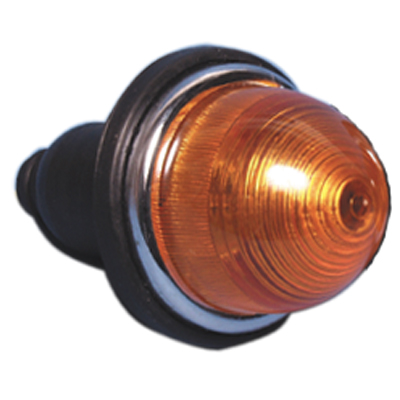 MINI REPLACEMENT LAMP - AMBER/FLASER